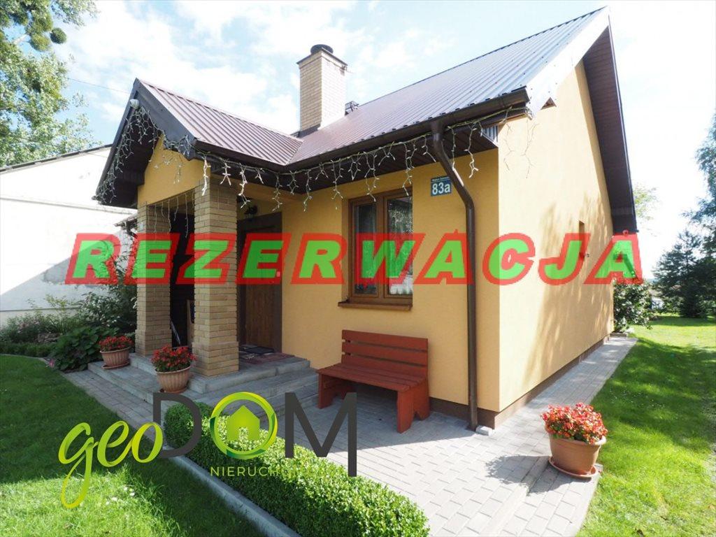 Dom na sprzedaż Majdan Ostrowski  85m2 Foto 1