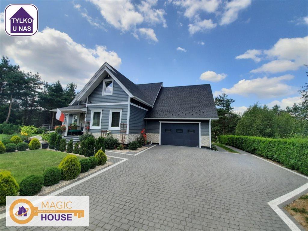 Dom na sprzedaż Gdynia, Chwarzno-Wiczlino, Brzozowa  359m2 Foto 1