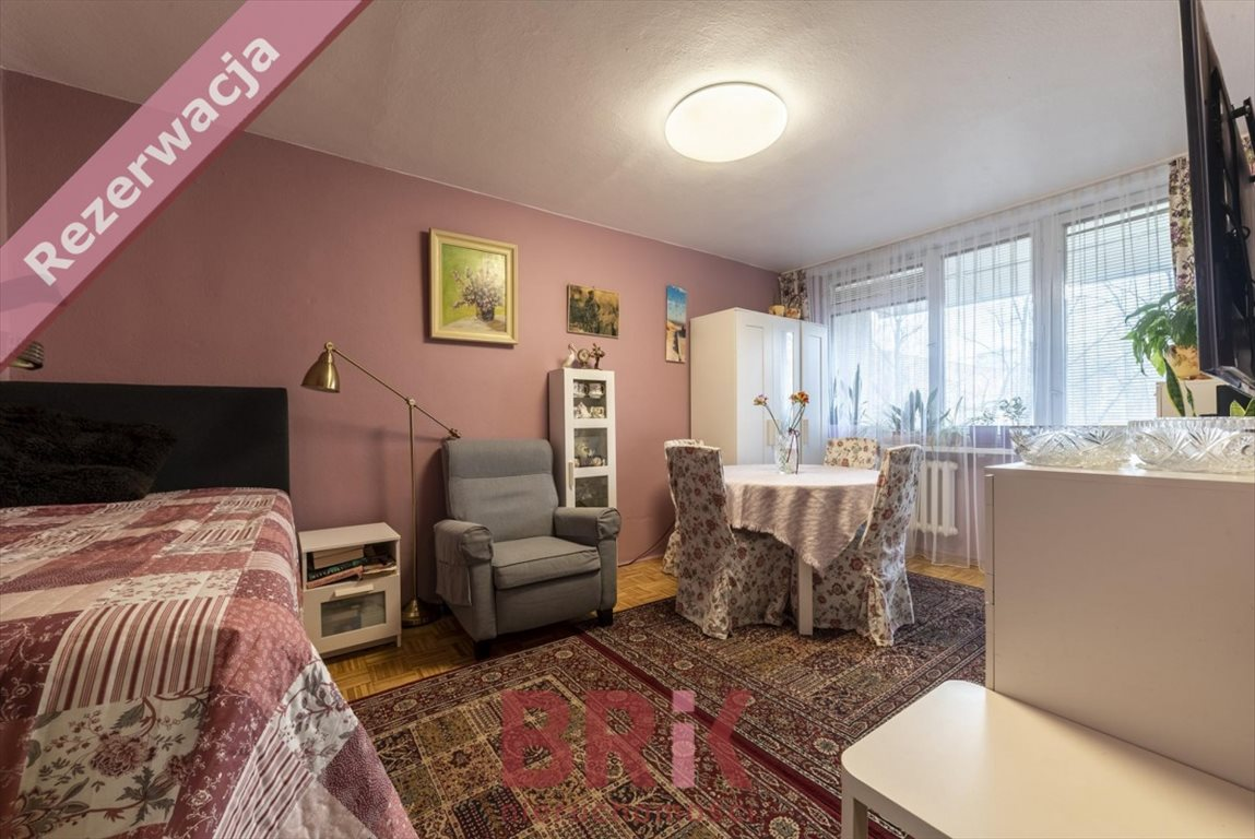 Mieszkanie dwupokojowe na sprzedaż Warszawa, Targówek Bródno, Krasiczyńska  37m2 Foto 1