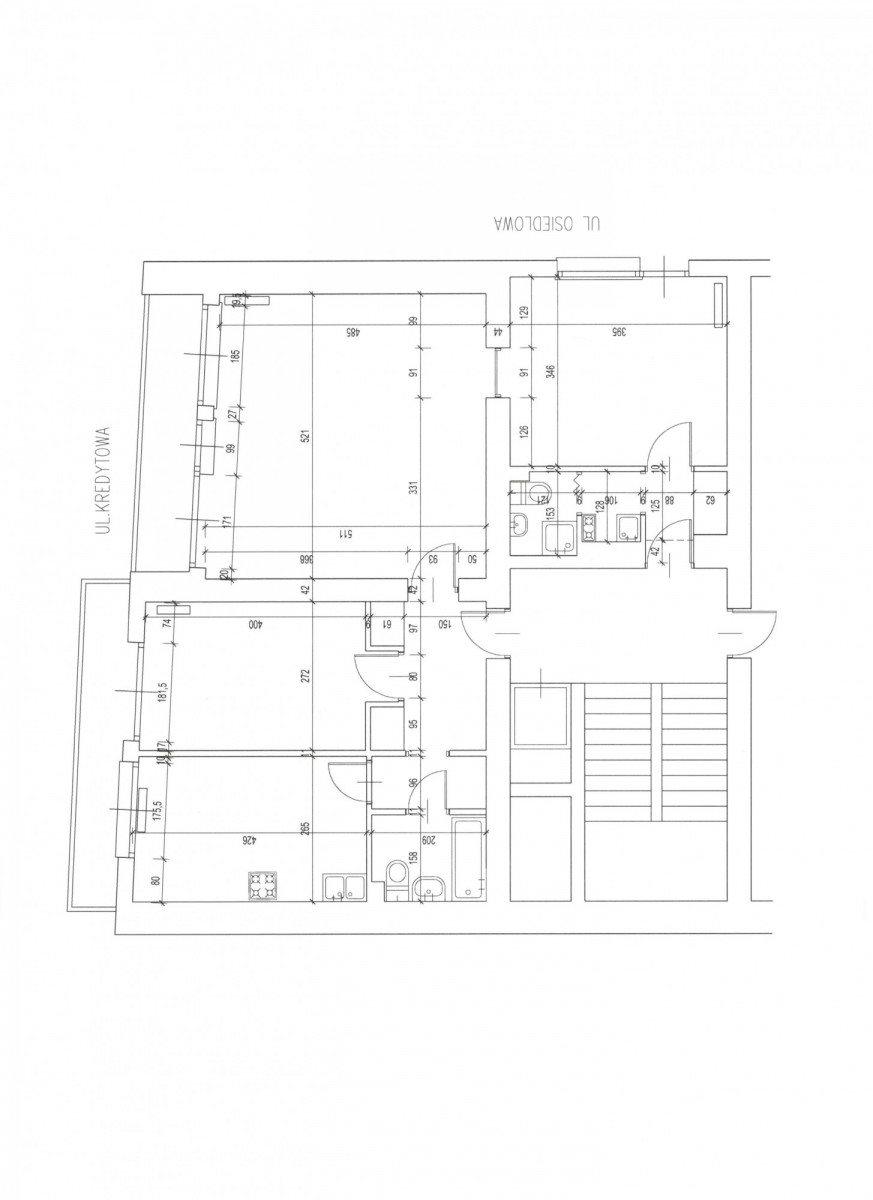 Mieszkanie trzypokojowe na sprzedaż Warszawa, Śródmieście, Kredytowa  76m2 Foto 7