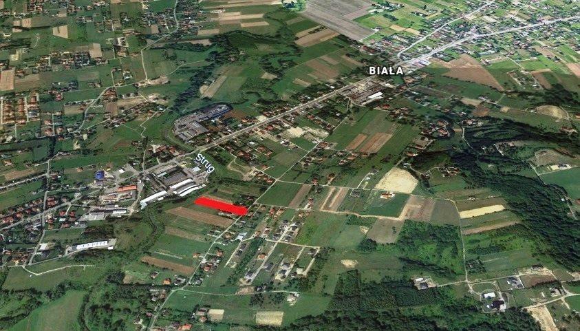 Działka budowlana na sprzedaż Rzeszów, Bajeczna  4500m2 Foto 1