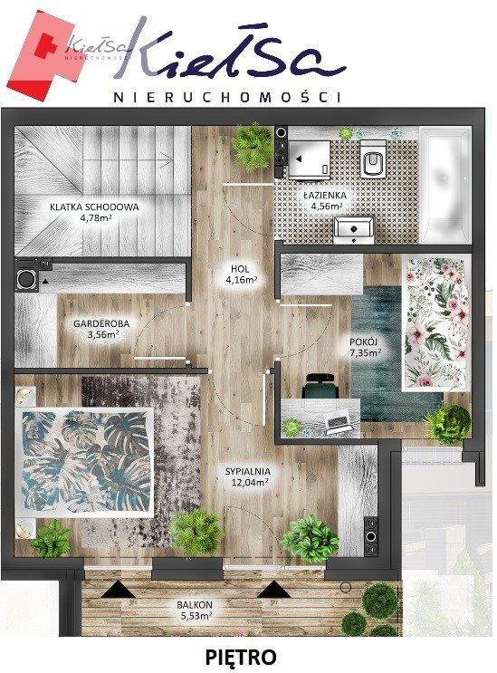 Mieszkanie trzypokojowe na sprzedaż Białystok, Bagnówka, Józefa Karola Puchalskiego  64m2 Foto 2