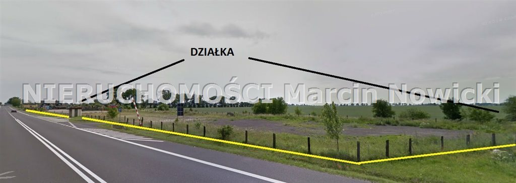Działka przemysłowo-handlowa na sprzedaż Daszyna  10628m2 Foto 2