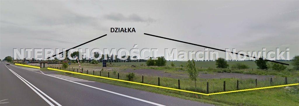 Działka przemysłowo-handlowa pod dzierżawę Daszyna  10628m2 Foto 1