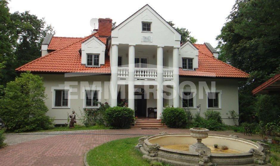 Dom na wynajem Konstancin-Jeziorna, Klarysew  720m2 Foto 2