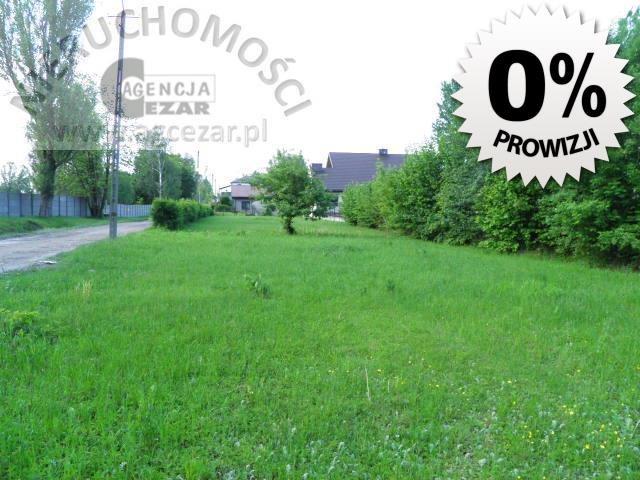 Działka budowlana na sprzedaż Mińsk Mazowiecki  833m2 Foto 1