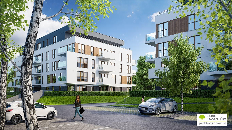 Mieszkanie trzypokojowe na sprzedaż Katowice, Kostuchna, Bażantów  61m2 Foto 4