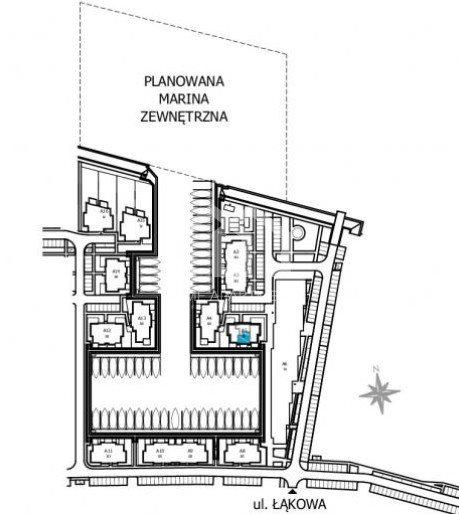Mieszkanie dwupokojowe na sprzedaż Gdańsk, Sobieszewko, Łąkowa  41m2 Foto 2