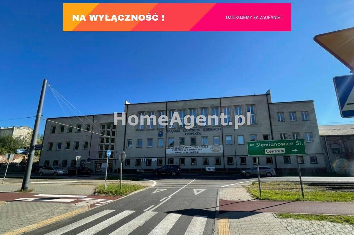Lokal użytkowy na sprzedaż Katowice, Wełnowiec, Aleja Wojciecha Korfantego  2627m2 Foto 2
