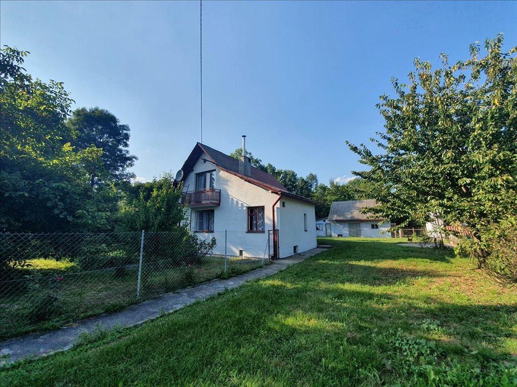 Dom na sprzedaż Bogdanów, Kozłów  80m2 Foto 1