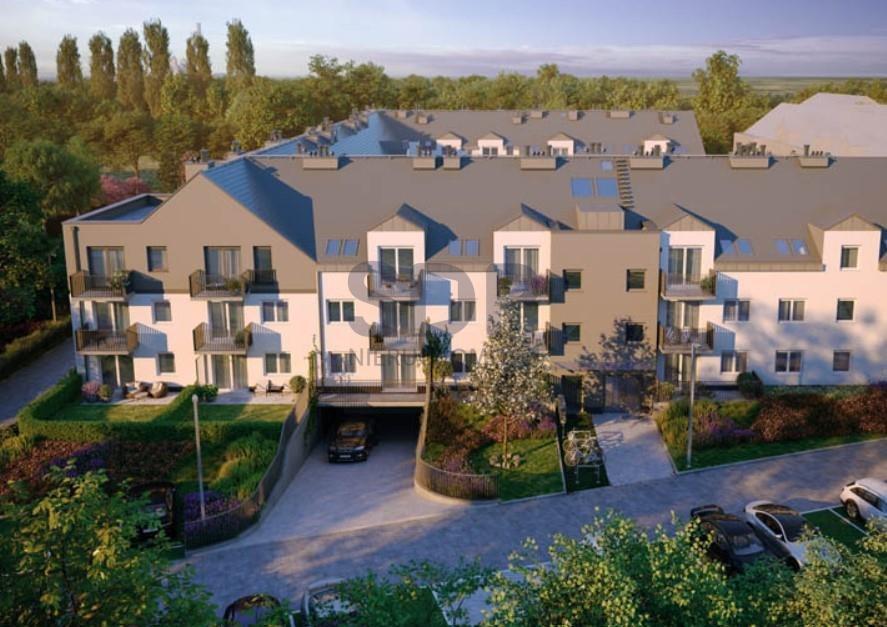 Mieszkanie trzypokojowe na sprzedaż Wrocław, Krzyki, Księże Małe, Księska  61m2 Foto 2