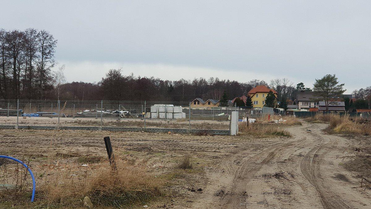 Działka budowlana na sprzedaż Międzywodzie, Łąkowa  1226m2 Foto 6