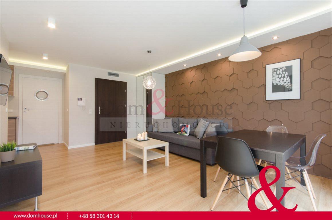 Mieszkanie dwupokojowe na wynajem Gdańsk, Śródmieście, Szafarnia  45m2 Foto 3