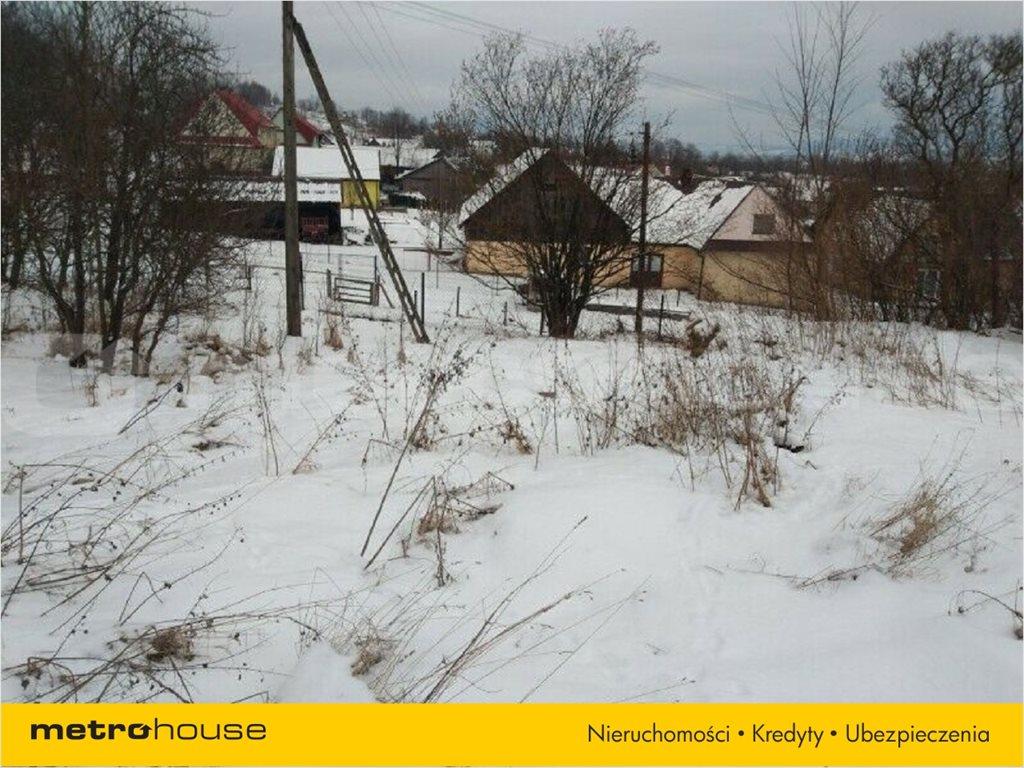 Działka budowlana na sprzedaż Spytkowice, Spytkowice  703m2 Foto 2