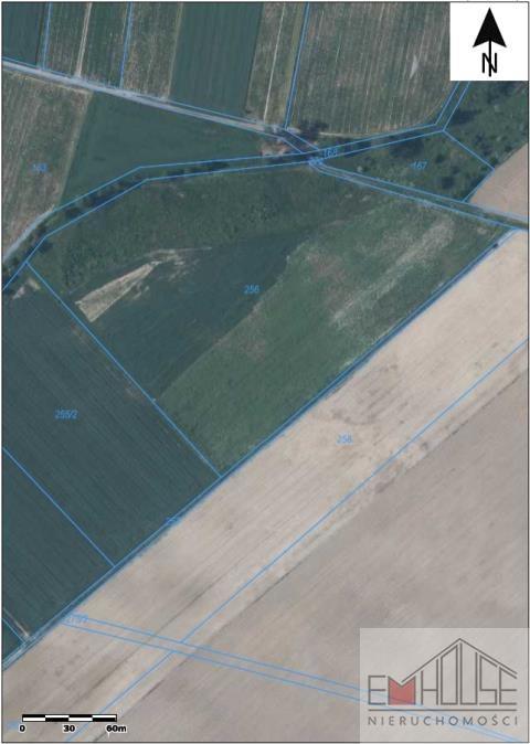 Działka rolna na sprzedaż Bukówek  34400m2 Foto 1