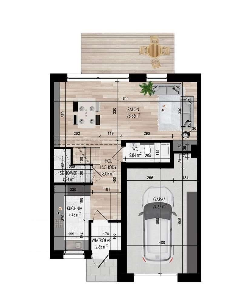 Dom na sprzedaż Grodzisk Mazowiecki, ul. kasztanowa  143m2 Foto 11