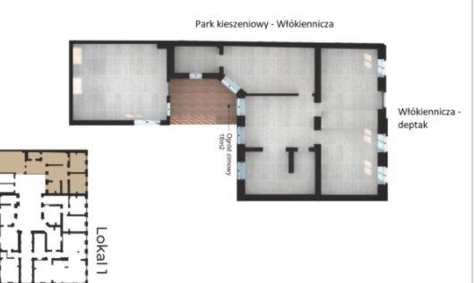 Lokal użytkowy na sprzedaż Łódź, Śródmieście, Jana Kilińskiego  105m2 Foto 1