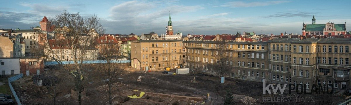 Mieszkanie trzypokojowe na sprzedaż Poznań, Centrum, Podgórna  46m2 Foto 6