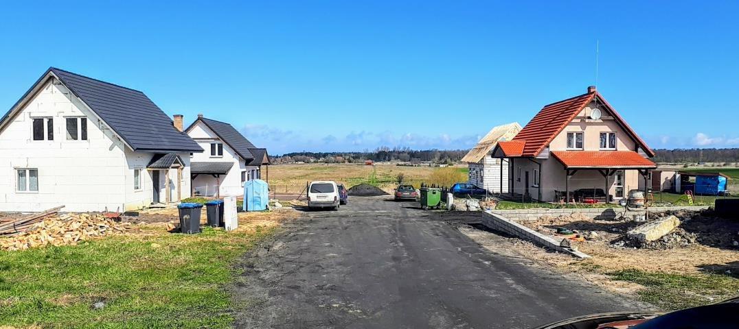 Działka budowlana na sprzedaż Chłopy, Widokowa  755m2 Foto 6