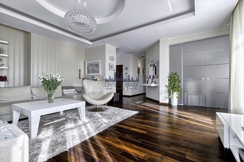 Luksusowe mieszkanie czteropokojowe  na sprzedaż Warszawa, Śródmieście, Krzysztofa Kamila Baczyńskiego  180m2 Foto 1