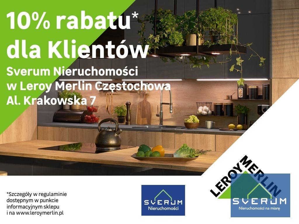 Mieszkanie trzypokojowe na sprzedaż Częstochowa, Wyczerpy Górne  71m2 Foto 4