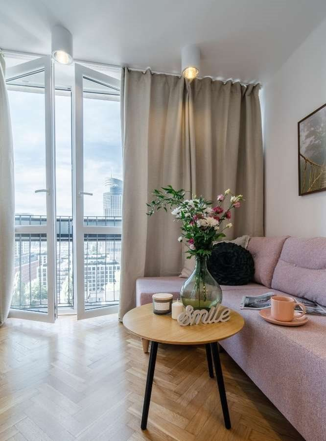 Mieszkanie trzypokojowe na sprzedaż Warszawa, Śródmieście, Chłodna  53m2 Foto 7