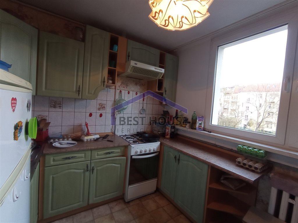 Mieszkanie czteropokojowe  na sprzedaż Wrocław, Krzyki, Huby, 4-pokoje z balkonem i piwnicą blisko Kamiennej  63m2 Foto 7