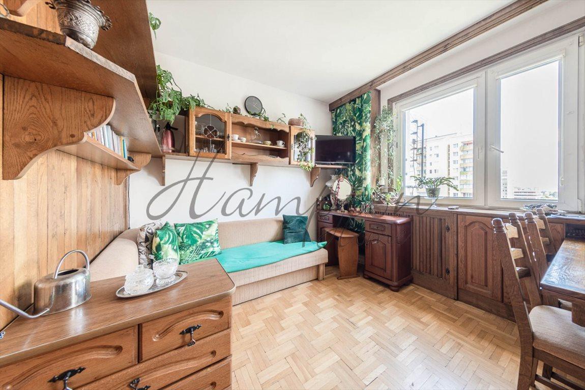 Mieszkanie trzypokojowe na sprzedaż Warszawa, Mokotów, Wita Stwosza  57m2 Foto 9