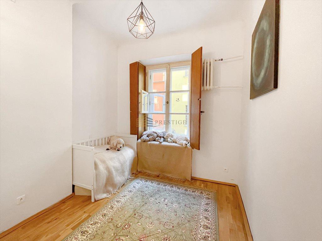 Mieszkanie trzypokojowe na sprzedaż Warszawa, Śródmieście, Stare Miasto, Krzywe Koło  42m2 Foto 5