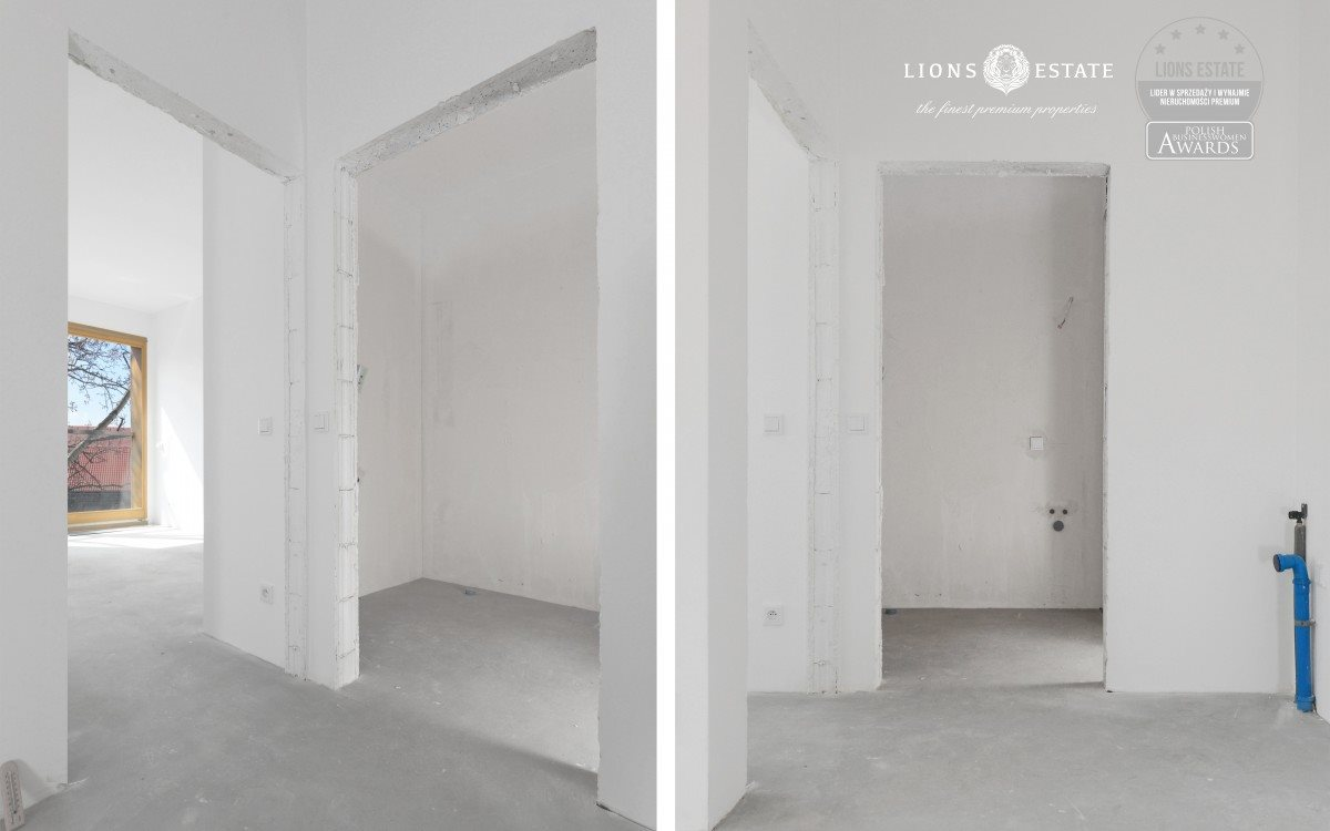 Mieszkanie dwupokojowe na sprzedaż Warszawa, Wola Czyste, Kolejowa  52m2 Foto 8