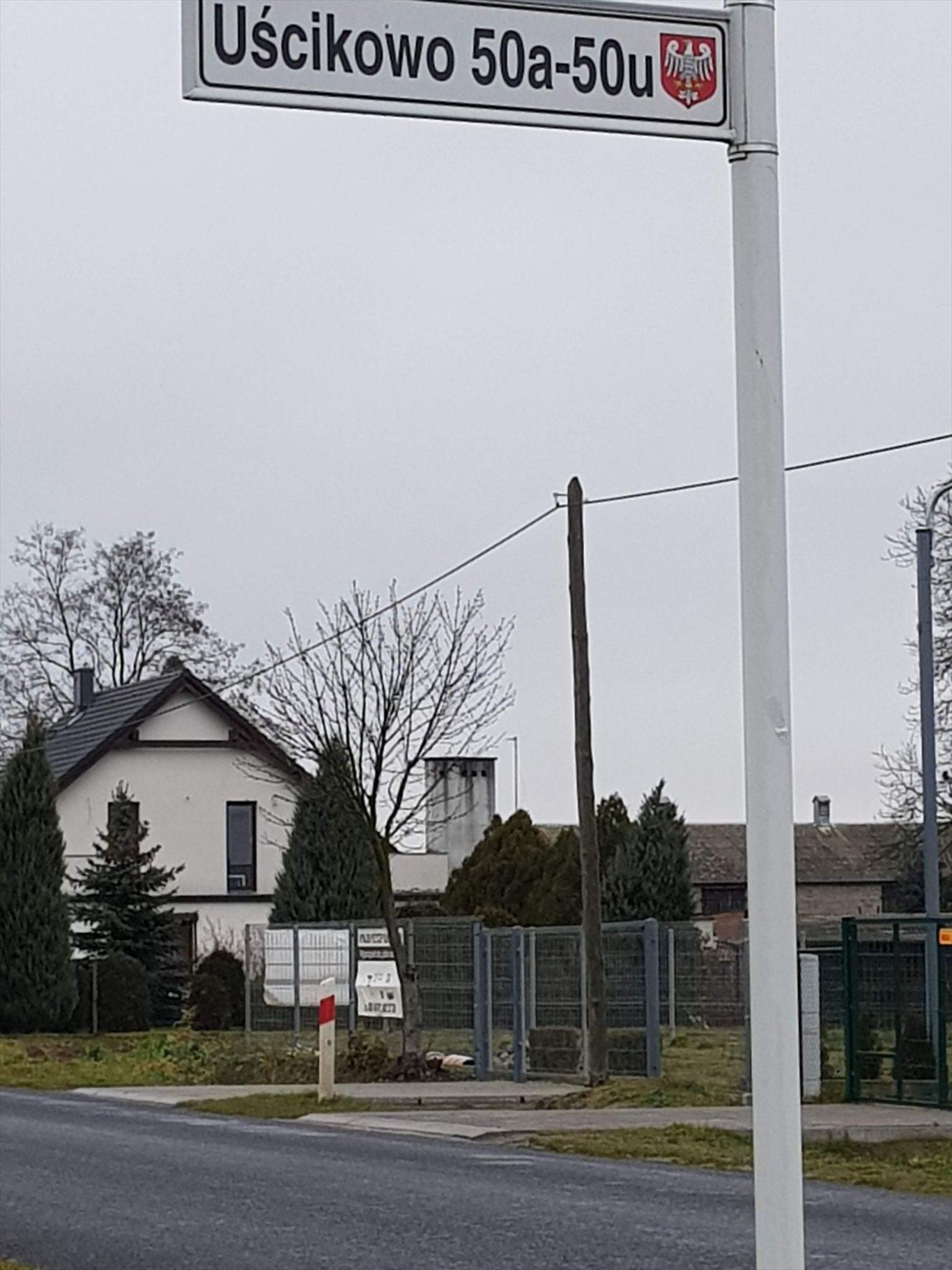 Działka budowlana na sprzedaż Uścikowo-Folwark  1048m2 Foto 1