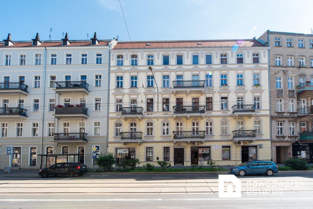 Mieszkanie na sprzedaż Wrocław, Śródmieście, Jedności Narodowej  108m2 Foto 1