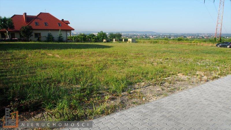 Działka budowlana na sprzedaż Zielonki, Marszowiec  1200m2 Foto 1