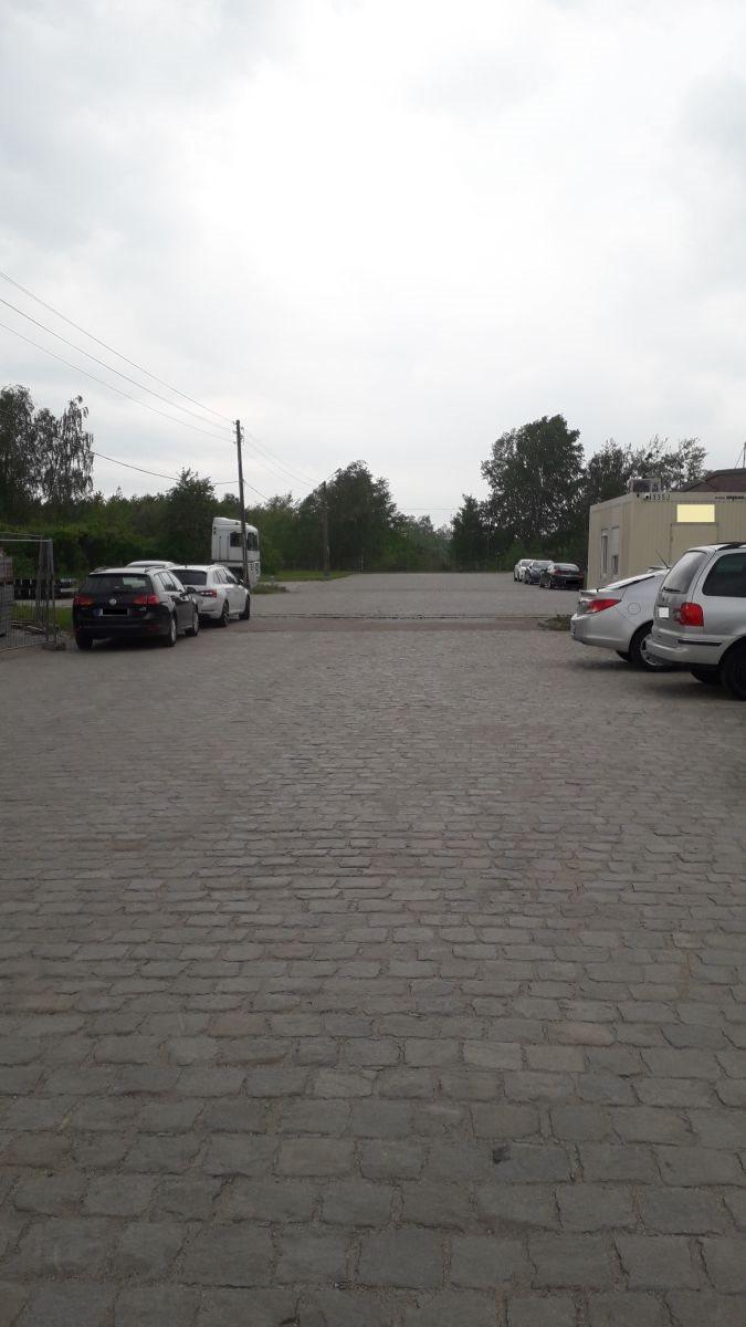 Działka komercyjna pod dzierżawę Wrocław, Fabryczna  1500m2 Foto 1