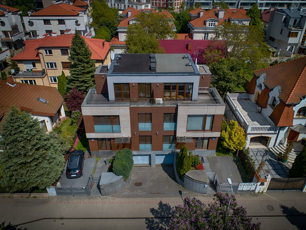 Dom na sprzedaż Warszawa, Ochota, Bielska  240m2 Foto 1