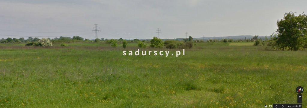 Działka inna na sprzedaż Kraków, Podgórze, Płaszów, Traczy  1000m2 Foto 1