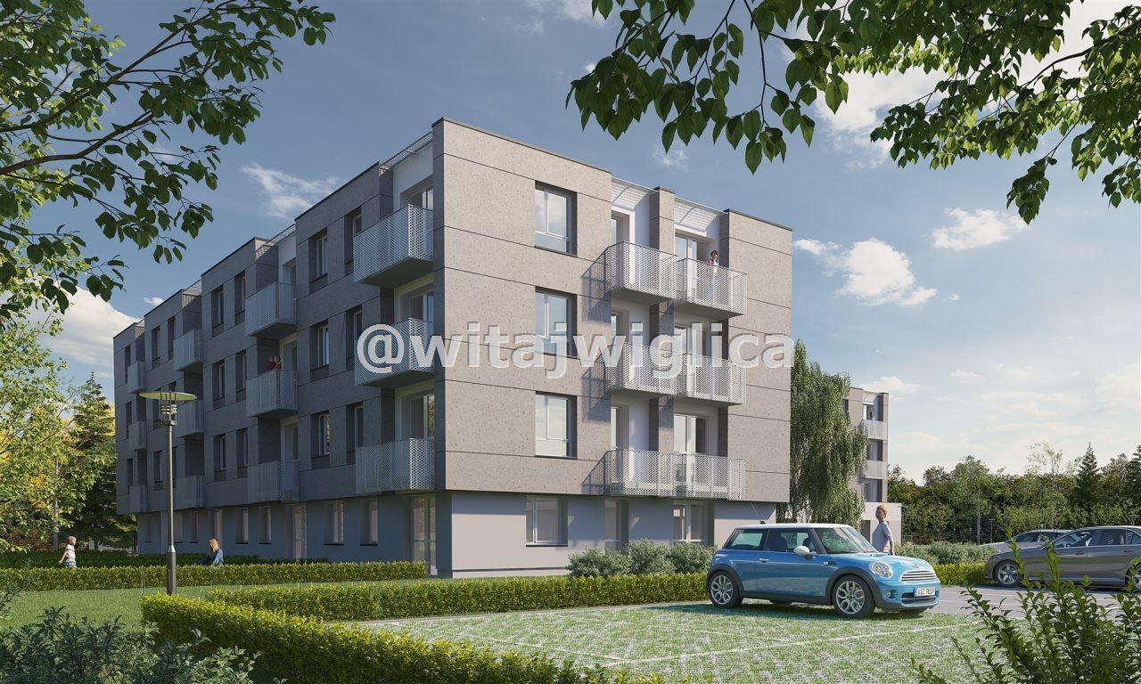 Mieszkanie trzypokojowe na sprzedaż Wrocław, Psie Pole, Sołtysowice, Poprzeczna  57m2 Foto 5
