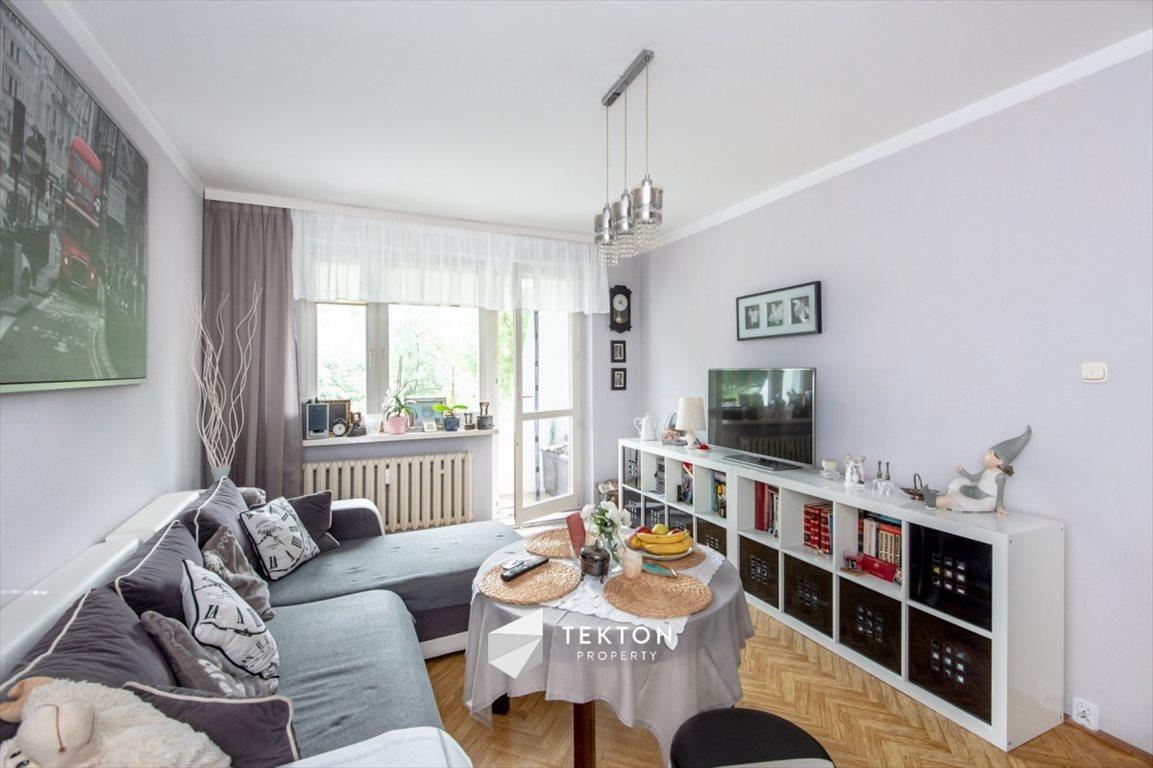 Mieszkanie dwupokojowe na sprzedaż Poznań, Rataje, Rusa  46m2 Foto 1