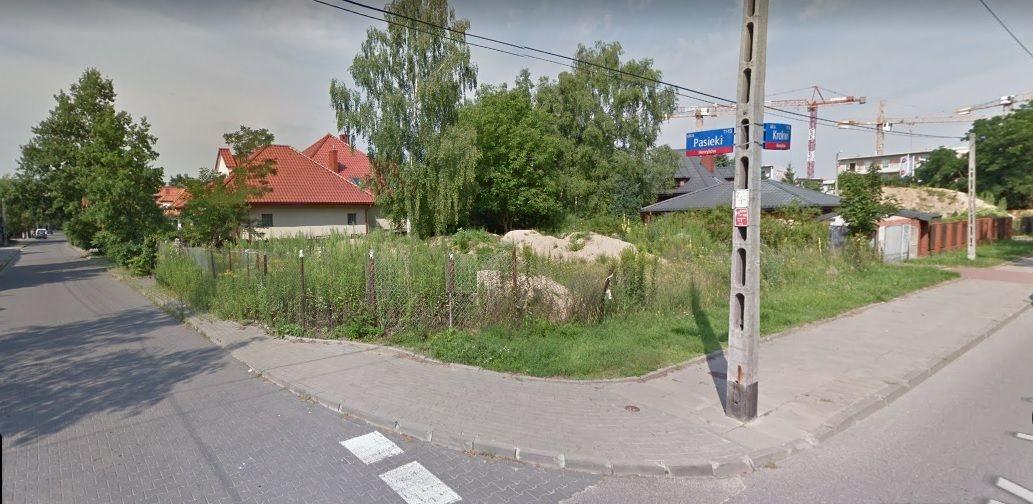 Działka budowlana na sprzedaż Warszawa, Białołęka, Pasieki  708m2 Foto 1