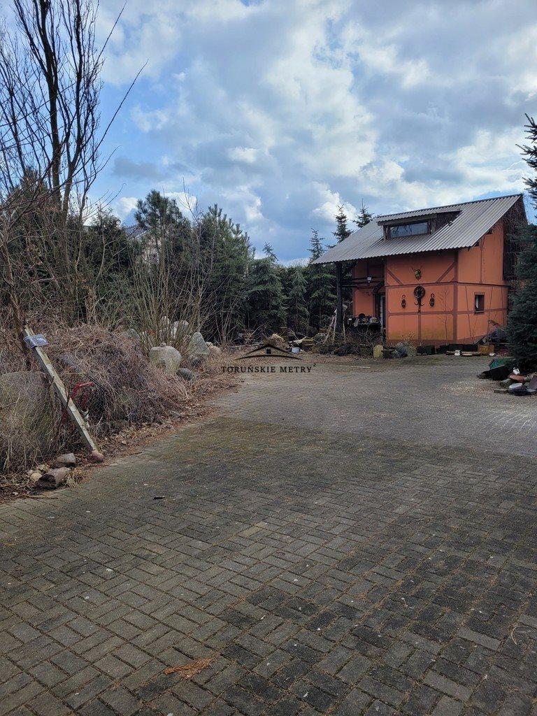 Działka budowlana na sprzedaż Toruń, Stawki, mjr. Ludwika Idzikowskiego  671m2 Foto 2