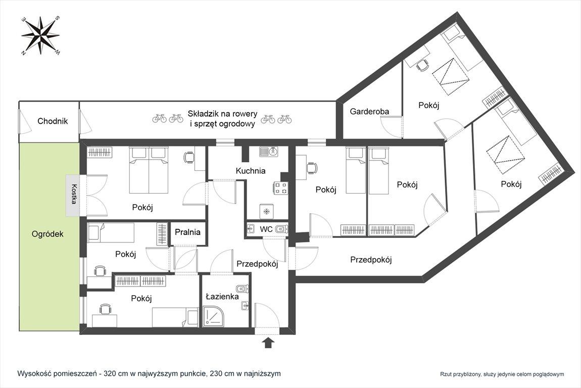 Mieszkanie na sprzedaż Warszawa, Rembertów, Gawędziarzy  132m2 Foto 2