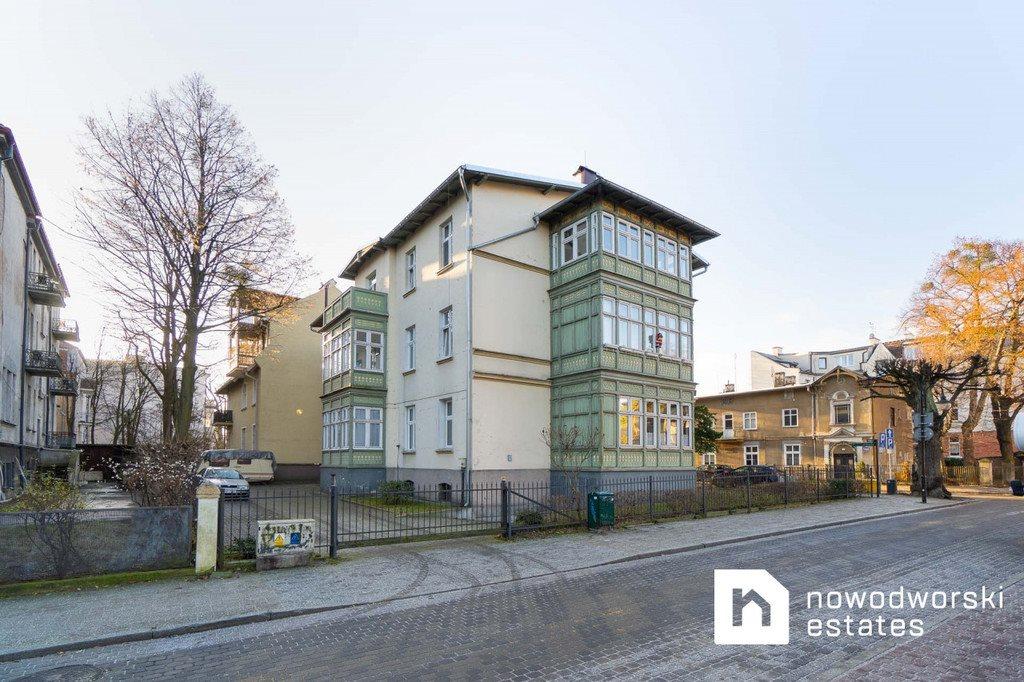 Mieszkanie czteropokojowe  na wynajem Sopot, Dolny, Parkowa  90m2 Foto 3