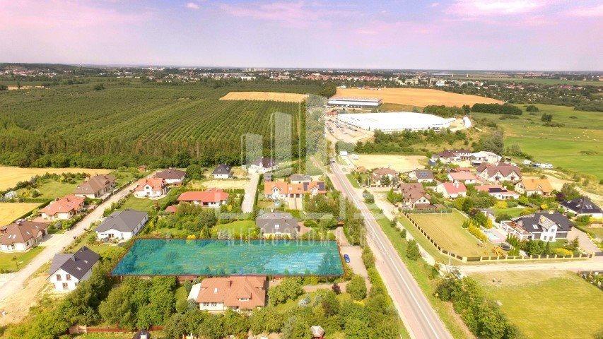 Działka budowlana na sprzedaż Tczew, Bałdowska  1703m2 Foto 1