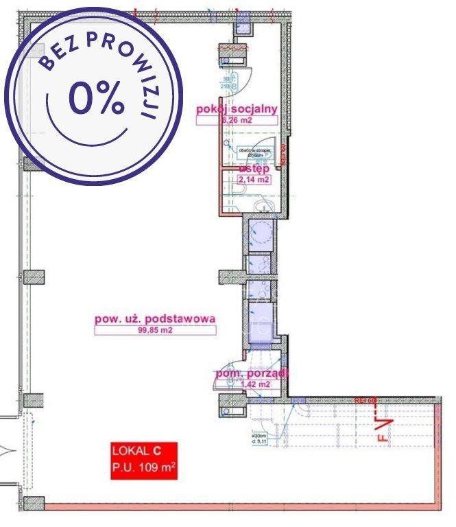 Lokal użytkowy na sprzedaż Katowice, Józefowiec, Bytkowska  110m2 Foto 2