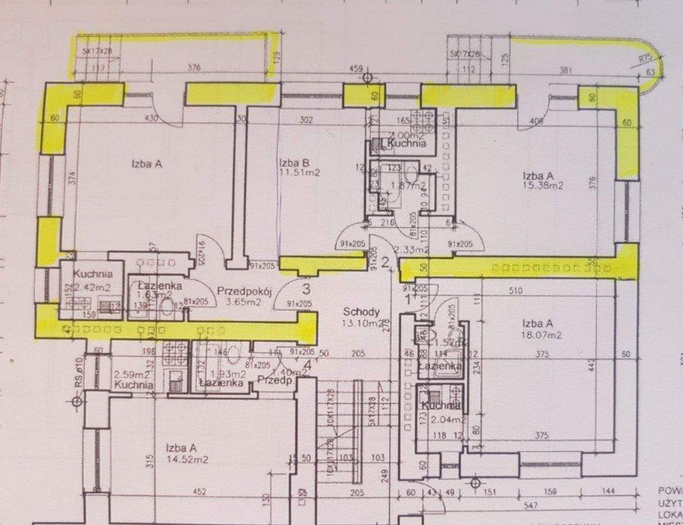 Mieszkanie trzypokojowe na sprzedaż Warszawa, Praga-Południe, Saska Kępa, Obrońców  57m2 Foto 1