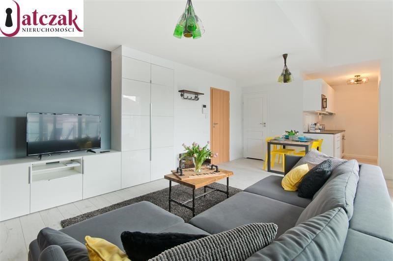 Mieszkanie dwupokojowe na wynajem Gdańsk, Śródmieście, WATERLANE, SZAFARNIA  50m2 Foto 1