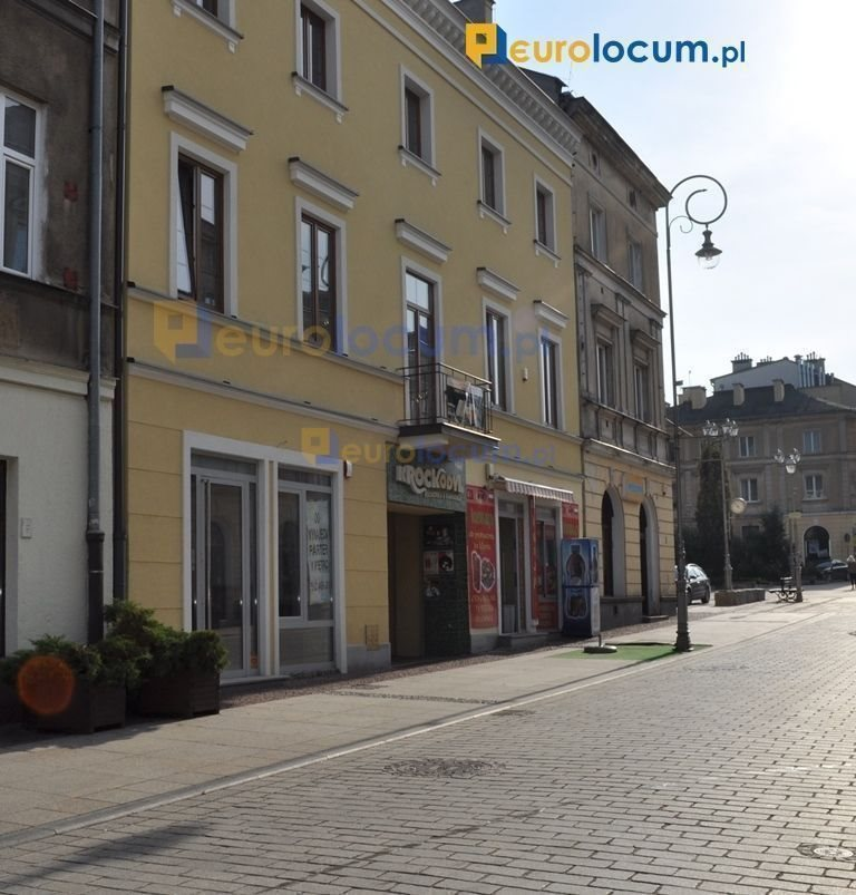 Lokal użytkowy na wynajem Kielce, Centrum, Sienkiewicza  172m2 Foto 1