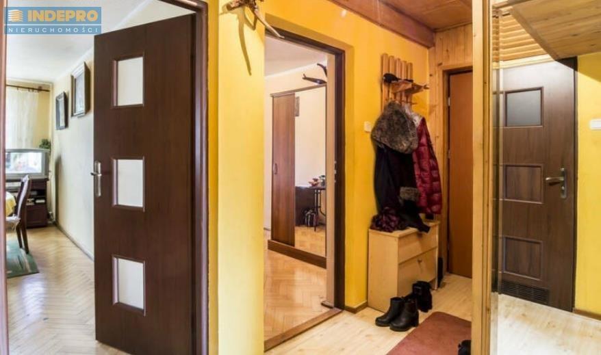 Mieszkanie trzypokojowe na sprzedaż Kraków, Bieńczyce, Osiedle Wysokie  56m2 Foto 5
