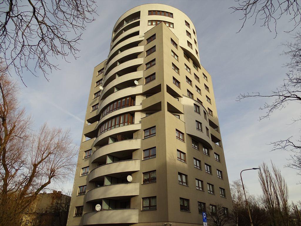 Mieszkanie dwupokojowe na wynajem Łódź, Bałuty, Organizacji Wolność i Niezawisłość 83  54m2 Foto 2