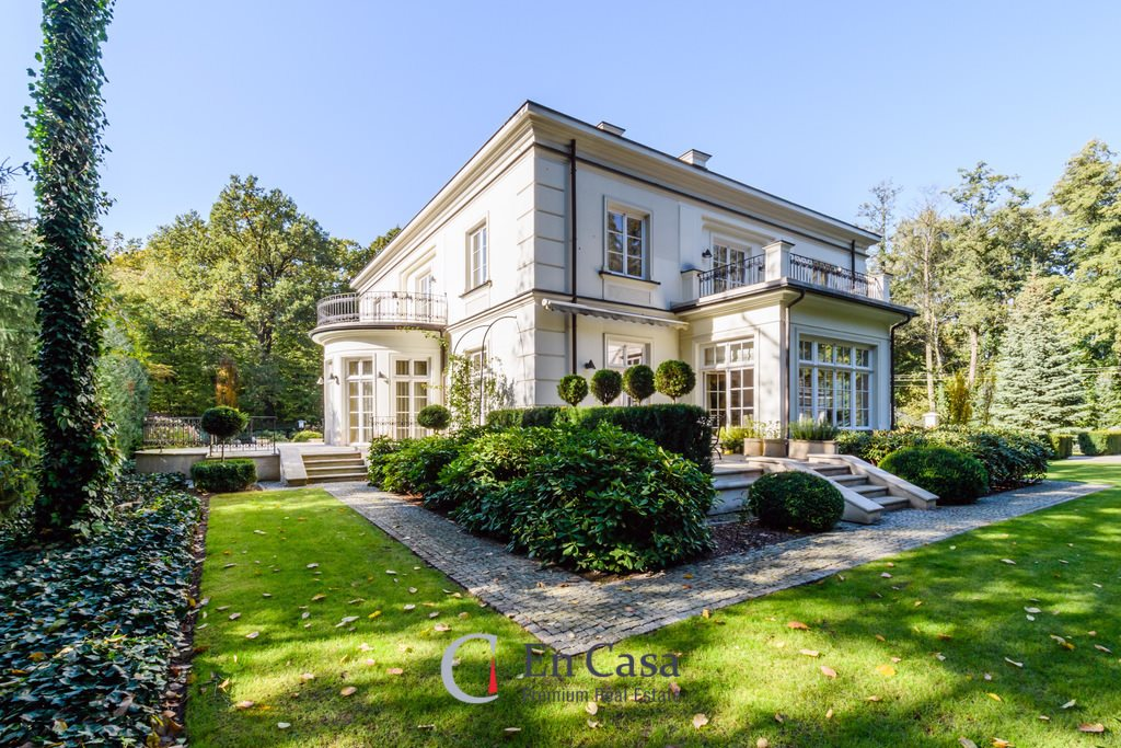 Dom na sprzedaż Podkowa Leśna  636m2 Foto 1